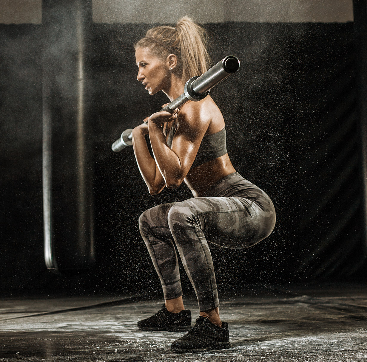 Scaled weights and training programs